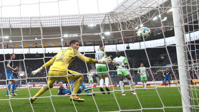 TSG 1899 Hoffenheim v VfL Wolfsburg - Bundesliga