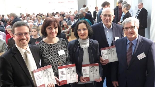 Moosburg Festakt in der Volkshochschule