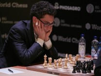 World Chess Tournament 2018 - First Move Ceremony