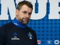 Pressekonferenz Hamburger SV