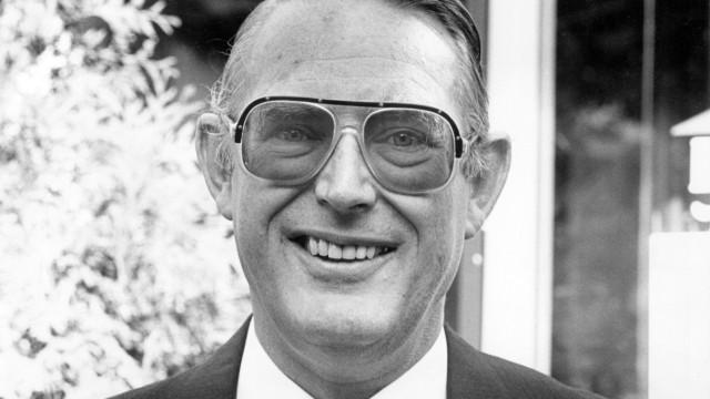 Erivan Haub im Jahr 1985. Der langjährige Tengelmann-Chef starb 2018 im Alter von 85 Jahren.