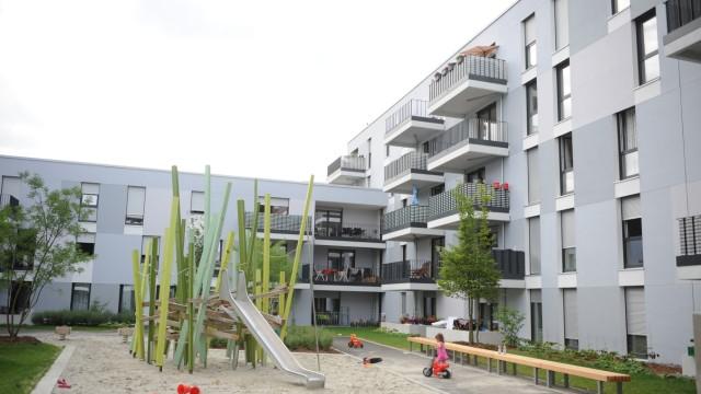 Süddeutsche Zeitung München Genossenschaftsbau