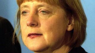 Merkel auf Pressekonferenz