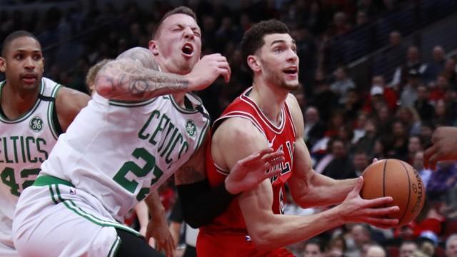 Chicago Bulls - Boston Celtics