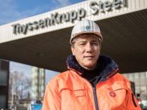 Interview mit Tekin Nasikkol, künftiger Betriebsratsvorsitzender bei thyssenkrupp Steel Europe AG