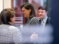 Sondersitzung CSU-Landtagsfraktion