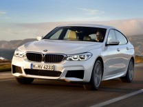 BMW 6er GT Gran Turismo