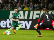 12 03 2018 xtgx Fussball Bundesliga Werder Bremen 1 FC Köln emspor v l Milot Rashica Breme