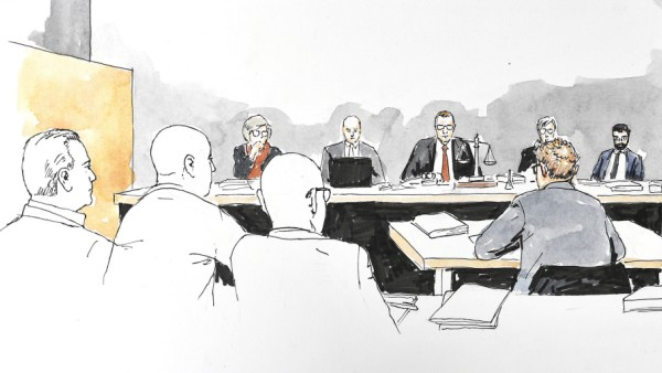Prozess in der Schweiz