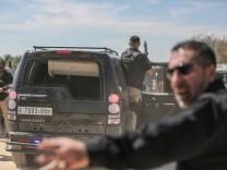 Anschlag auf palästinensischen Ministerpräsidenten