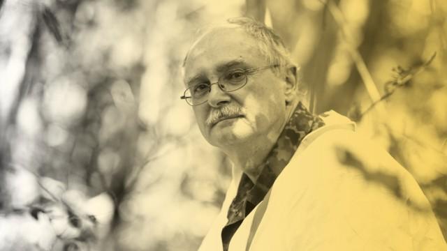 Zeckenforscher Gerhard Dobler