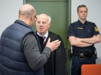Mordprozess um Brand an der Dachauer Straße