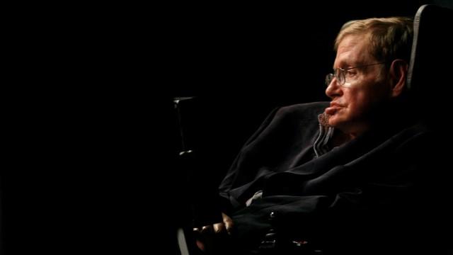 Stephen Hawking Tot Physiker Wissenschaft Geschichte der Zeit