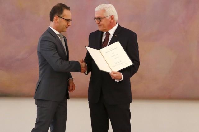 Maas will mit Macron EU-Reform anstoßen
