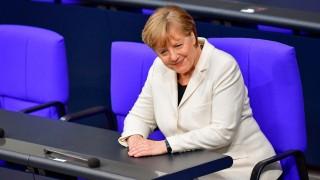 Bundestagswahl Angela Merkel