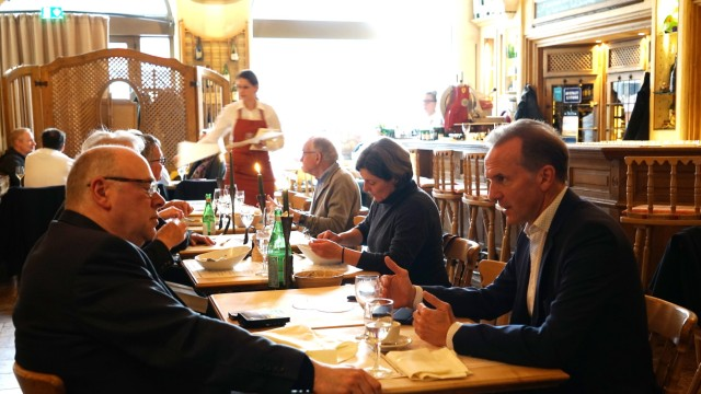Restaurants in München Geisels Vinothek