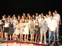 Konzert mit A Cappella Bavarese