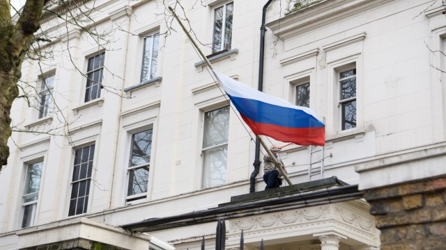 Deadline Passes For Russia To Confirm Poisoning Involvement