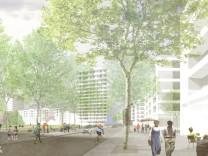 Piederstorfer Kiesgrube Betonwerk Perlach Wohnsiedlung Büschl Unternehmensgruppe