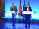 Bundesaußenminister Maas und sein französischer Amtskollege Le Drian erklären Solidarität mit Großbritannien (Vorschaubild)