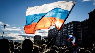 Wahl in Russland Russische Auswanderer
