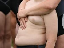 Deutschlands Kinder zu dick