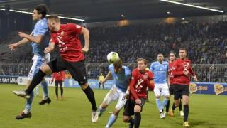 14 03 2018 Fussball Regionalliga Bayern 2017 2018 31 Spieltag TSV 1860 München FC Unterföhring
