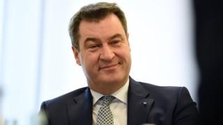 Markus Söder Markus Söder im Interview