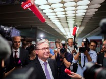 Election of the director general of the ORF broadcasting company