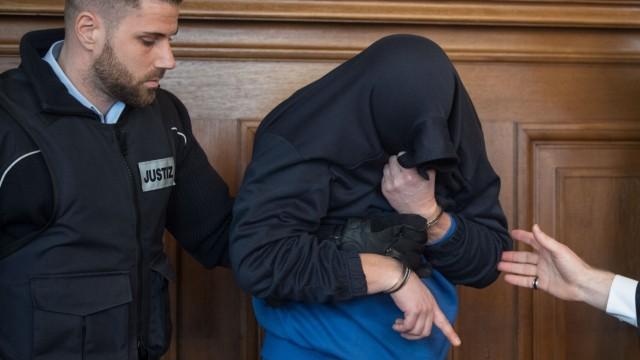 Prozess nach Dreifach-Mord von Villingendorf hat begonnen
