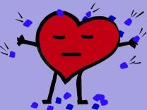 Herz mein Herz was soll das geben