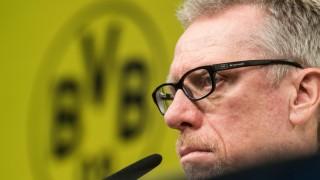 Pressekonferenz Borussia Dortmund