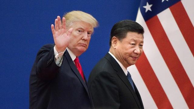 Politik USA USA und China