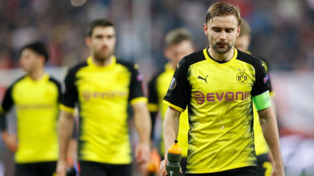 Europa League Round of 16 Second Leg - RB Salzburg vs Borussia Dortmund