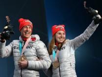 Paralympics Pyeongchang 2018 - Siegerehrung