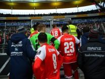 17 03 2018 Frankfurt am Main Commerzbankarena 1 Bundesliga Saison 2017 2018 Eintracht Frankfurt S