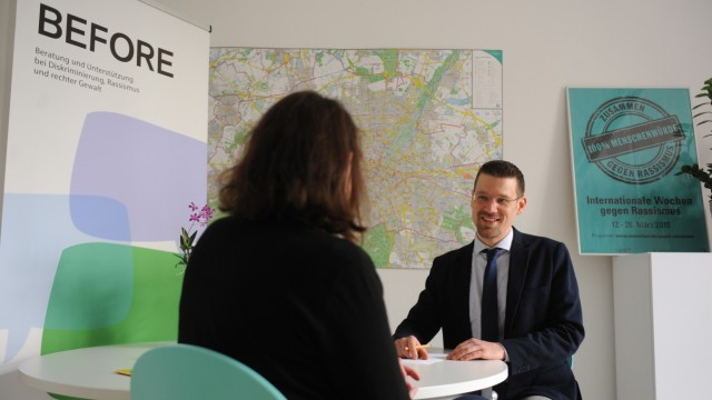 Politik in München Diskriminierung