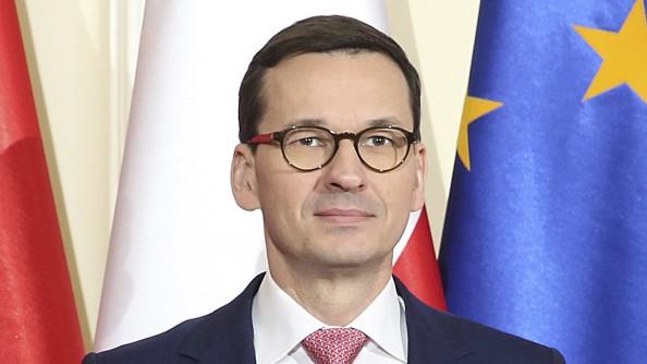 Mateusz Morawiecki, Heiko Maas
