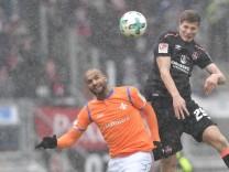 18 03 2018 Fussball Saison 2017 2018 2 Fussball Bundesliga 27 Spieltag 1 FC Nürnberg N