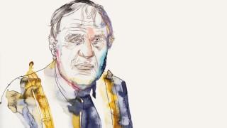 Josef Bierbichler Porträt des Schauspielers Josef Bierbichler