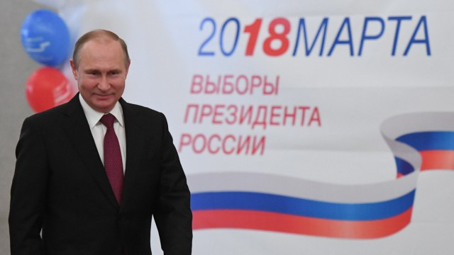 Wahl in Russland Wahl in Russland