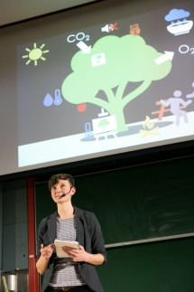 Applied-Science-Slam an der Hochschule München
