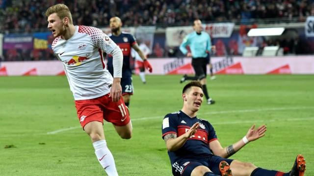 Bundesliga - RB Leipzig vs Bayern Munich