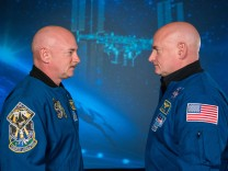 Mark und Scott Kelly