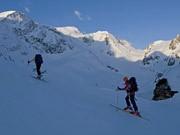 Skitour in Bildern Sustenhorn, Herbke
