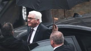Bundespräsident Frank-Walter Steinmeier 2018 in Dortmund.