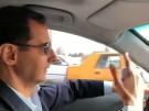 Autofahrt mit Assad (Vorschaubild)