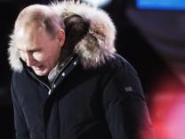 PrâÄ°sidentenwahl in Russland
