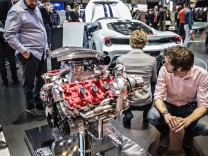 Ferrari 488 Pista the most powerful V8 in Ferrari history 88th International Motor Show in Geneva