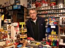 Zigarettenladen zieht auf die Seepromenade; Zigarettenladen wechselt den Standort